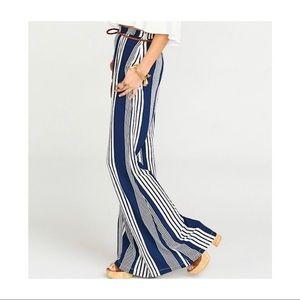 Show Me Your MuMu- Striped Eli's Trouser